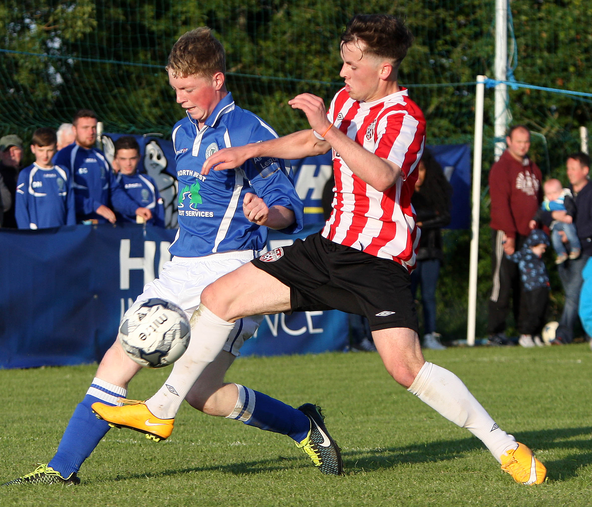 U19 Final Derry V Finn Harps 010