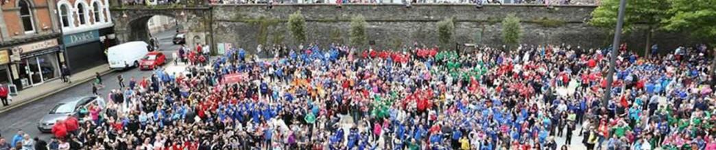 Foyle Cup 2015
