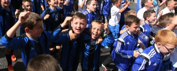 £20k funding for Foyle Cup