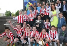 Launching 2015 Foyle Cup