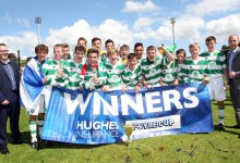 Celtic Under 14 Foyle Cup Winners