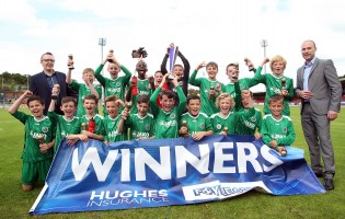 Sligo & Leitrim Youth League Under 12 Foyle Cup Winners