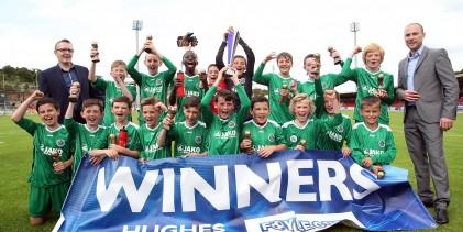 Foyle Cup Winners