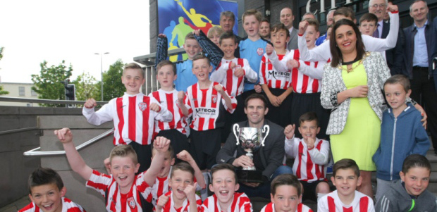 Welcome To The Foyle Cup Official Site