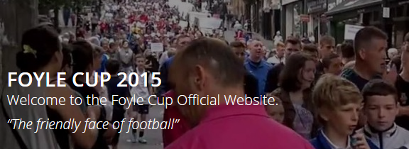 Foyle Cup 2015 Information Site