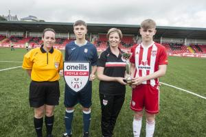 FC-FRI-U15 FINAL- DERRY CITY V PARTICK 4
