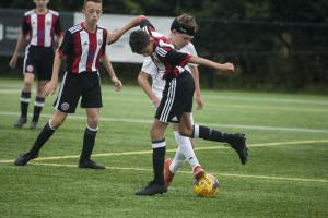 FC-SAT-U13 FINAL-SHEFFIELD UTD V GLOBAL PREMIER SOCCER 4