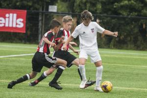 FC-SAT-U13 FINAL-SHEFFIELD UTD V GLOBAL PREMIER SOCCER 6
