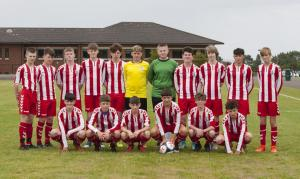 derry colts u-14